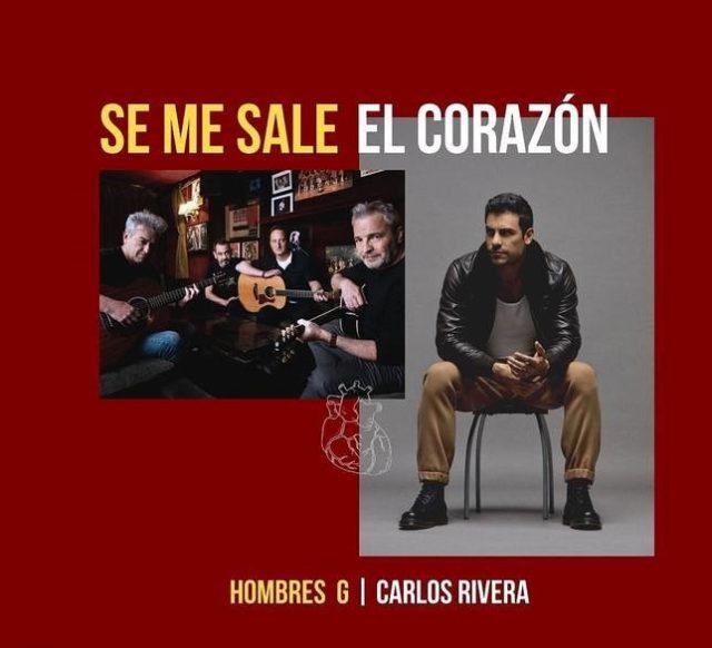 Hombres G Carlos Rivera se me apaga el corazón