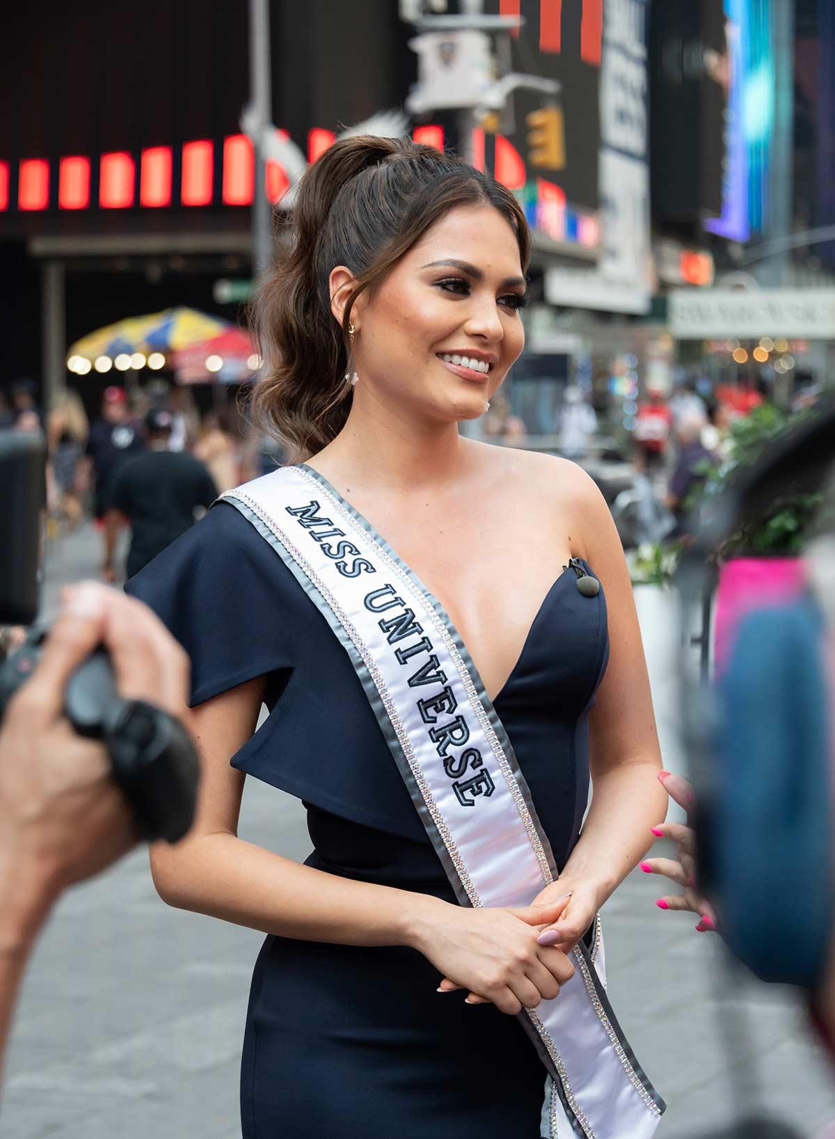 """""""En Miss Universo no hay patriarcado, al contrario"""", dice Andrea Meza - Revista Cosmopolitan 4"""