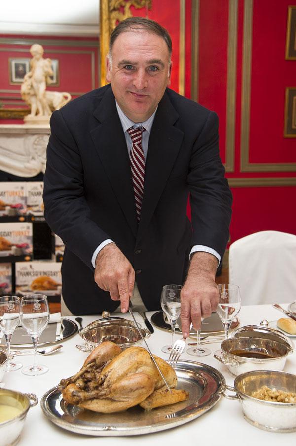 Así es José Andrés: el chef gana el Premio Princesa de Asturias de la Concordia 2