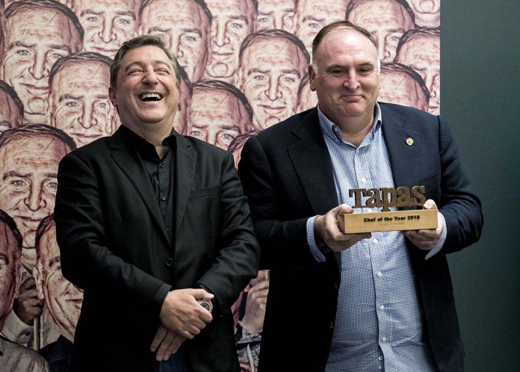 Así es José Andrés: el chef gana el Premio Princesa de Asturias de la Concordia 8