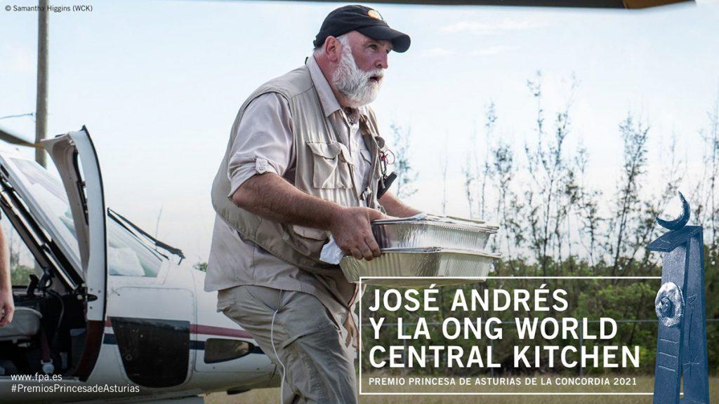 Así es José Andrés: el chef gana el Premio Princesa de Asturias de la Concordia 6