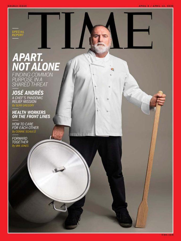 Así es José Andrés: el chef gana el Premio Princesa de Asturias de la Concordia 4