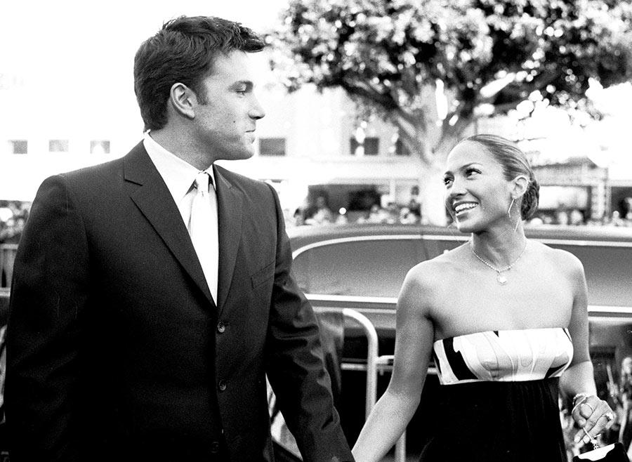 Cronología: el amor de J.Lo y Ben Affleck, desde que se conocieron hasta 2021