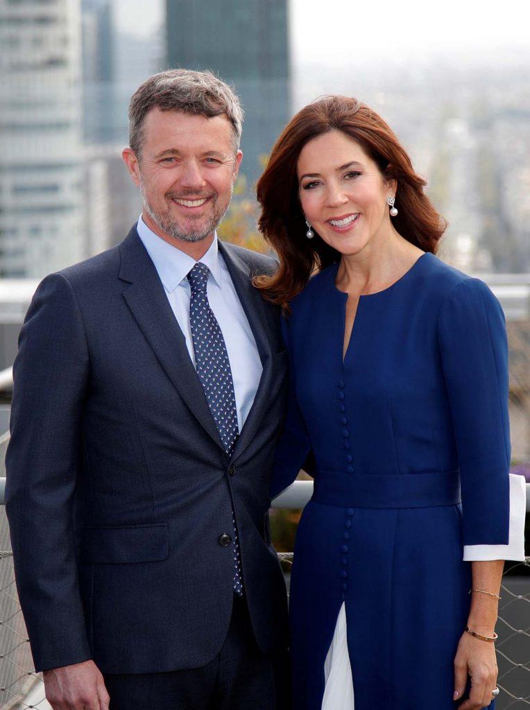 Los príncipes de Dinamarca, de incógnito en una boda en España 2