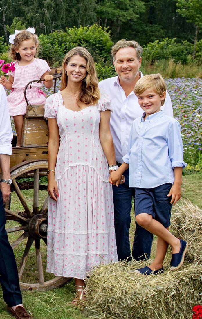 ¡La foto más esperada !: el reencuentro de verano de toda la Familia Real Sueca 2
