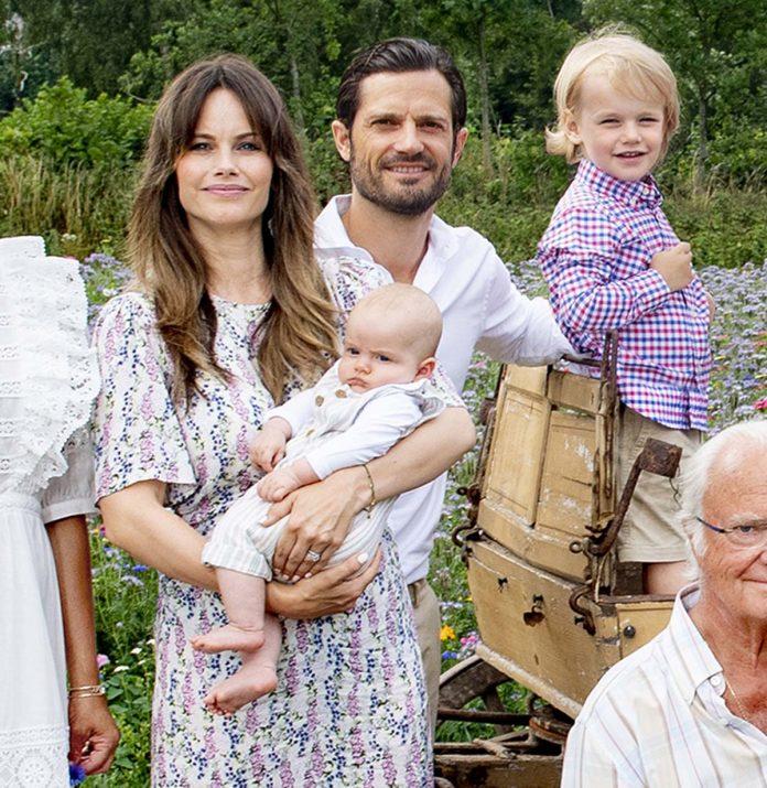 ¡La foto más esperada !: el reencuentro de verano de toda la Familia Real Sueca 6