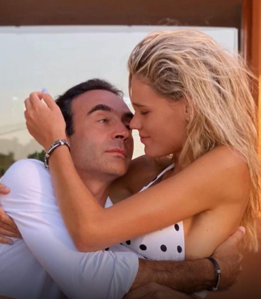 Ana Soria resume su historia de amor con Enrique Ponce, no te pierdas el video romántico 1
