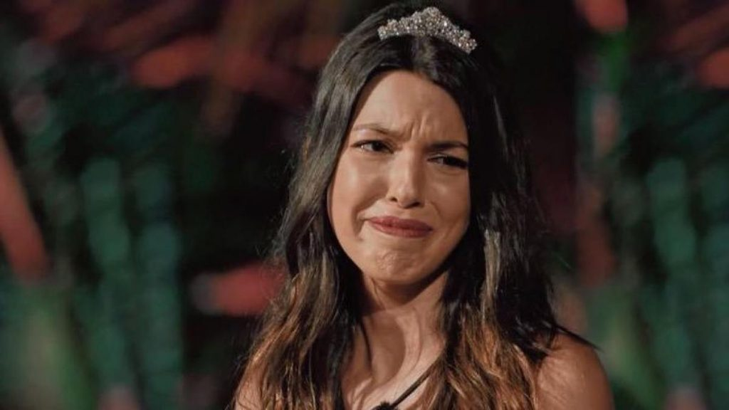 Andrea (La isla de las tentaciones) explica por qué lleva meses sin sexo 1