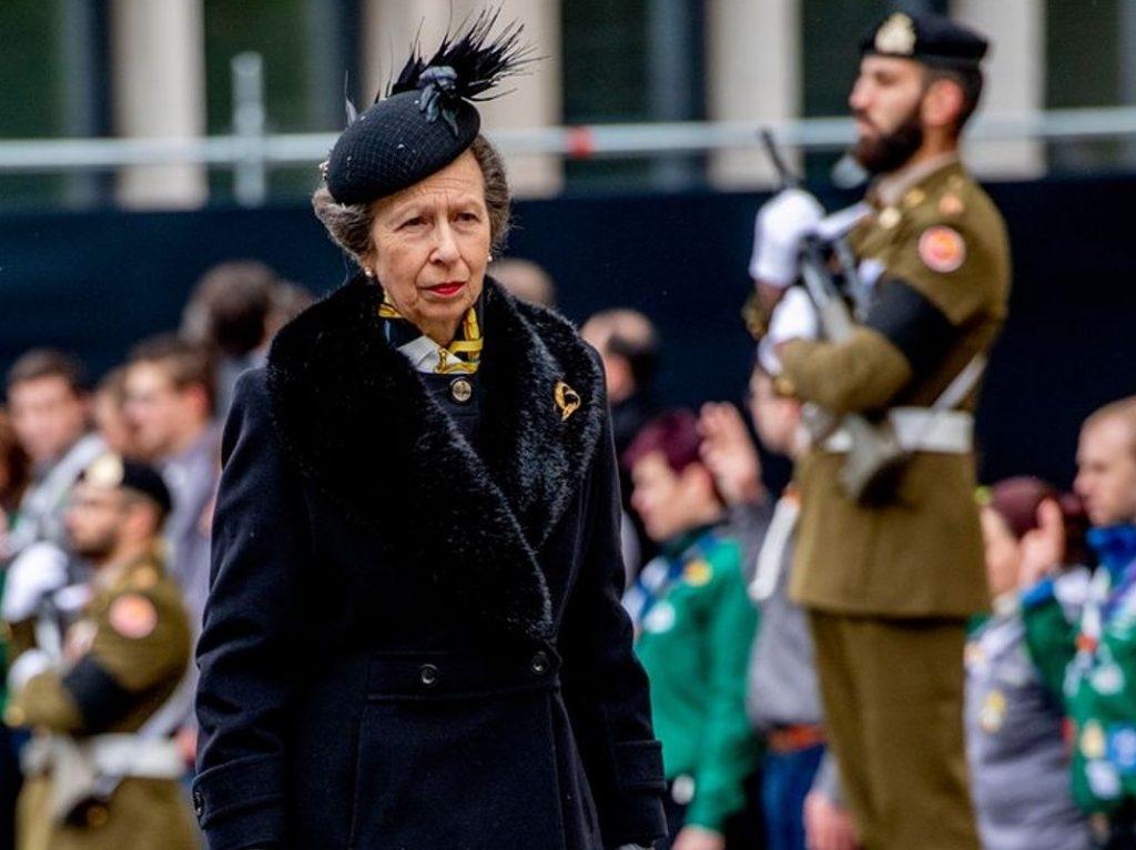 Anne de Inglaterra, el nuevo enemigo de Harry y Meghan Markle 1
