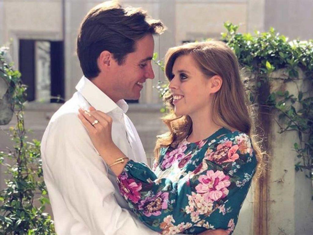 Beatriz de York y Edoardo Mapelli ya tienen un padrino para su boda 1