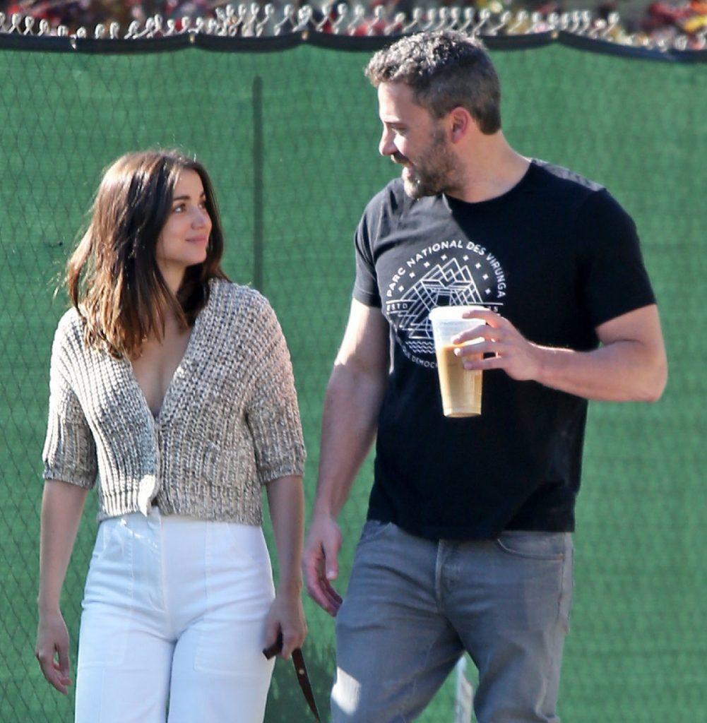 Ben Affleck, enojado después de dejar a su ex, la casa de Jennifer Garner, sin Ana de Armas 1
