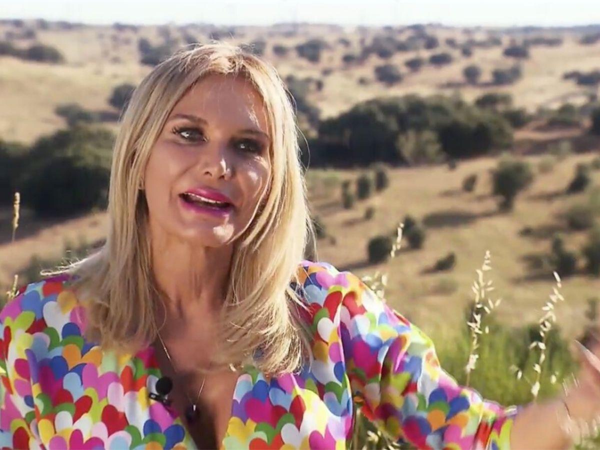 Calienta la ira entre Leticia Sabater y Yola Berrocal en El fuerte de la casa' 1