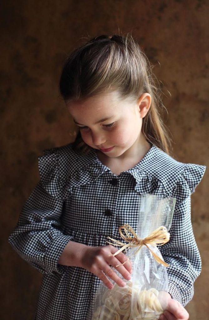 Charlotte de Cambridge cumple 5 años y lo celebra de la manera más cariñosa 1