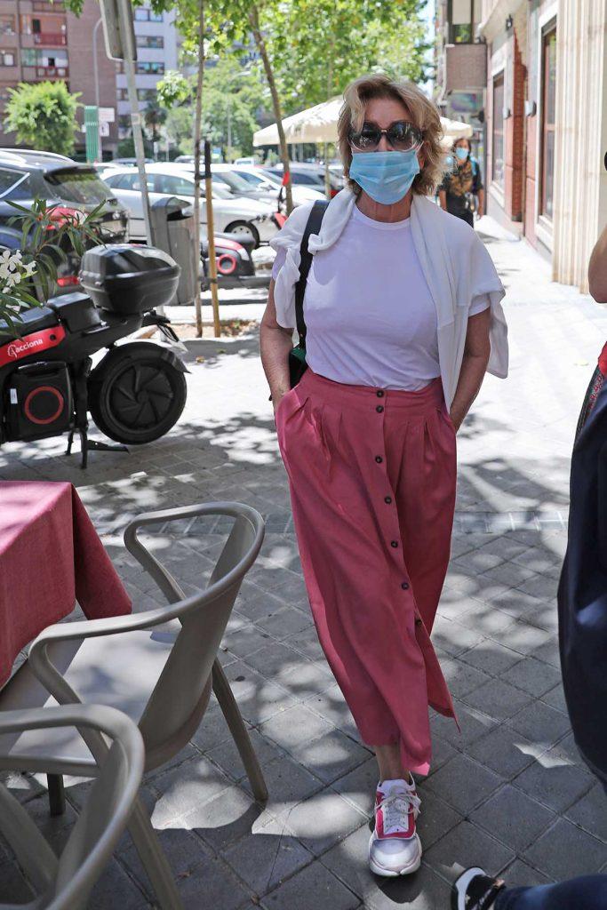 Chelo García-Cortés, el apoyo de Mila Ximénez en su lucha contra el cáncer. 1