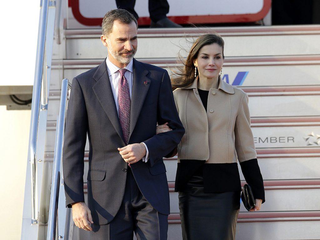 Coronavirus: Casa Real cancela la agenda real y no viaja a París 1