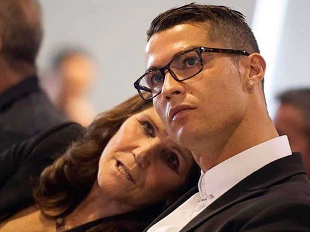 Cristiano Ronaldo: su madre confiesa su estado luego de sufrir un derrame 1