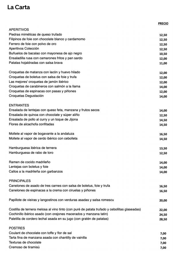 'Cuatromanos': los chefs Paco Roncero y Ramón Freixa hacen su debut con la entrega a domicilio - ¡Qué! 1