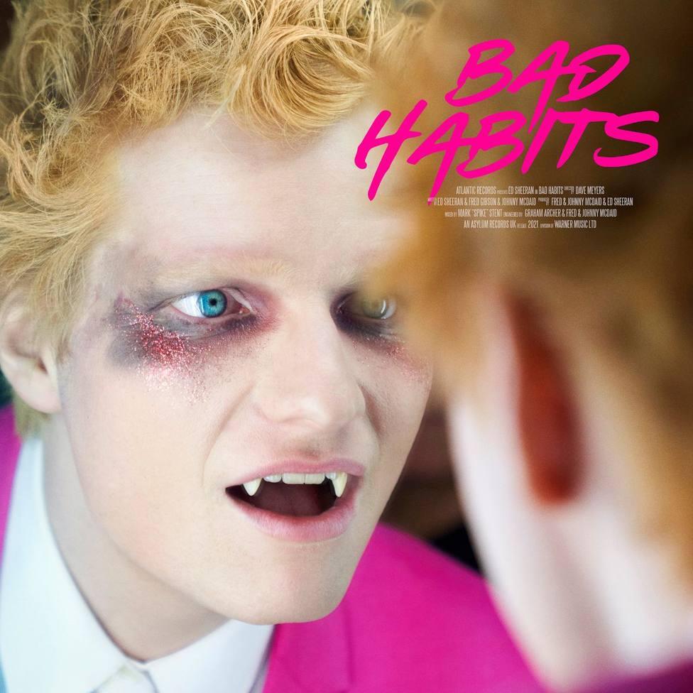 Malos hábitos de Ed Sheeran