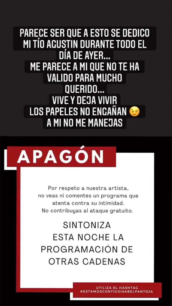 El complot de Agustín Pantoja contra Kiko Rivera 1