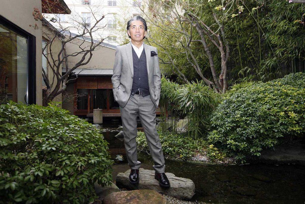 El diseñador japonés Kenzo muere de coronavirus 1