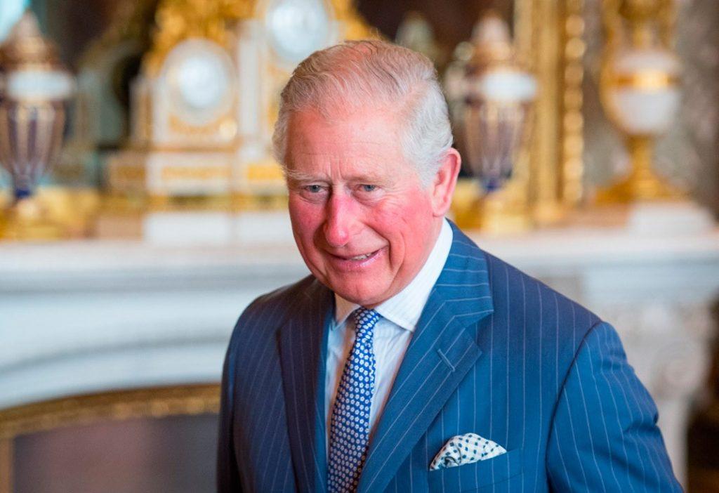 El disgusto de Carlos de Inglaterra por no poder ver a Archie 1