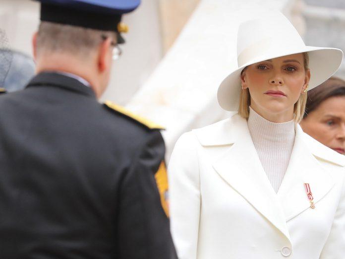 El príncipe Alberto da la última parte sobre el estado de salud de Charlène de Monaco 1
