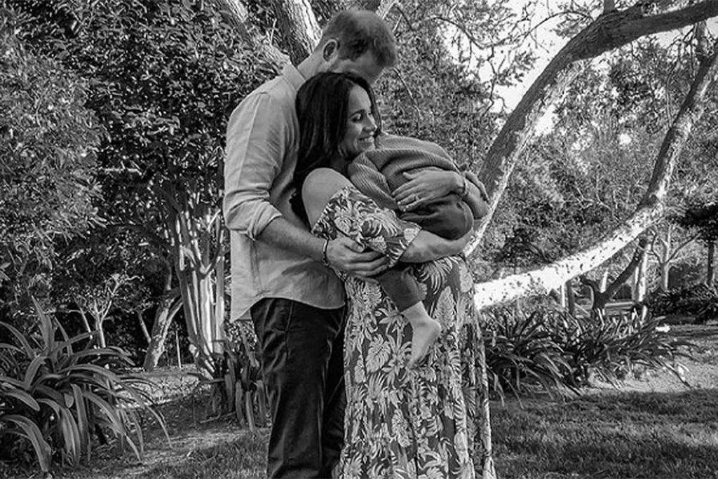 El príncipe Harry y Meghan Markle dan la bienvenida a su hija y revelan su significativo nombre 2