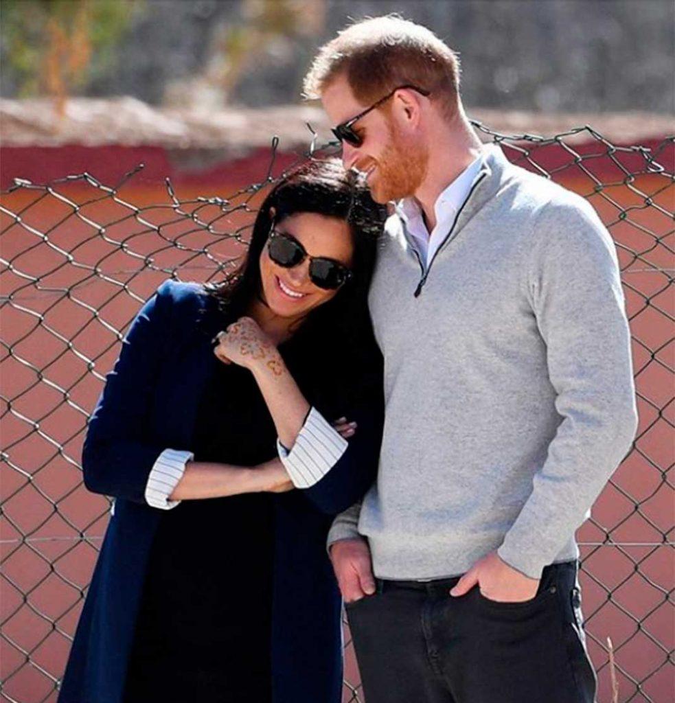 El príncipe Harry y Meghan Markle esperan su segundo hijo 2