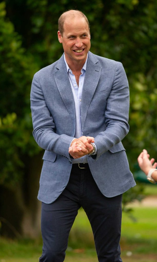 """El príncipe William """"furioso y conmocionado"""" con Harry y Meghan Markle 1"""