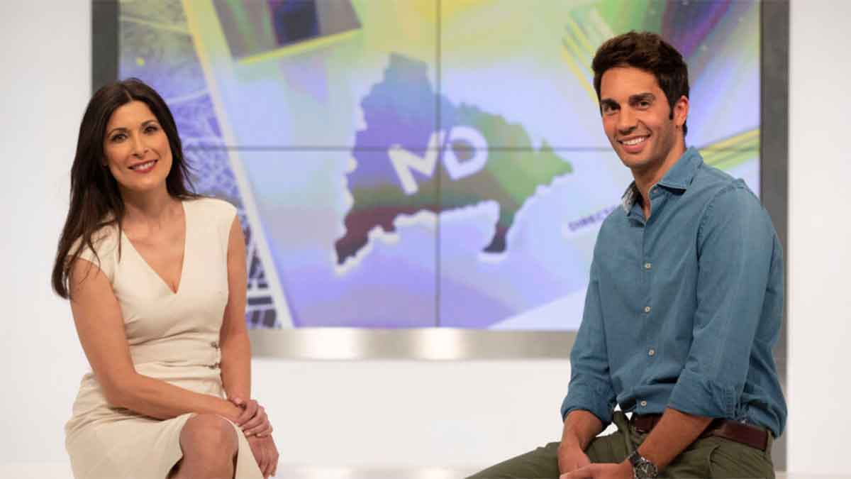 El proyecto de televisión de Santi Burgoa que lejos de Alba Carrillo 1