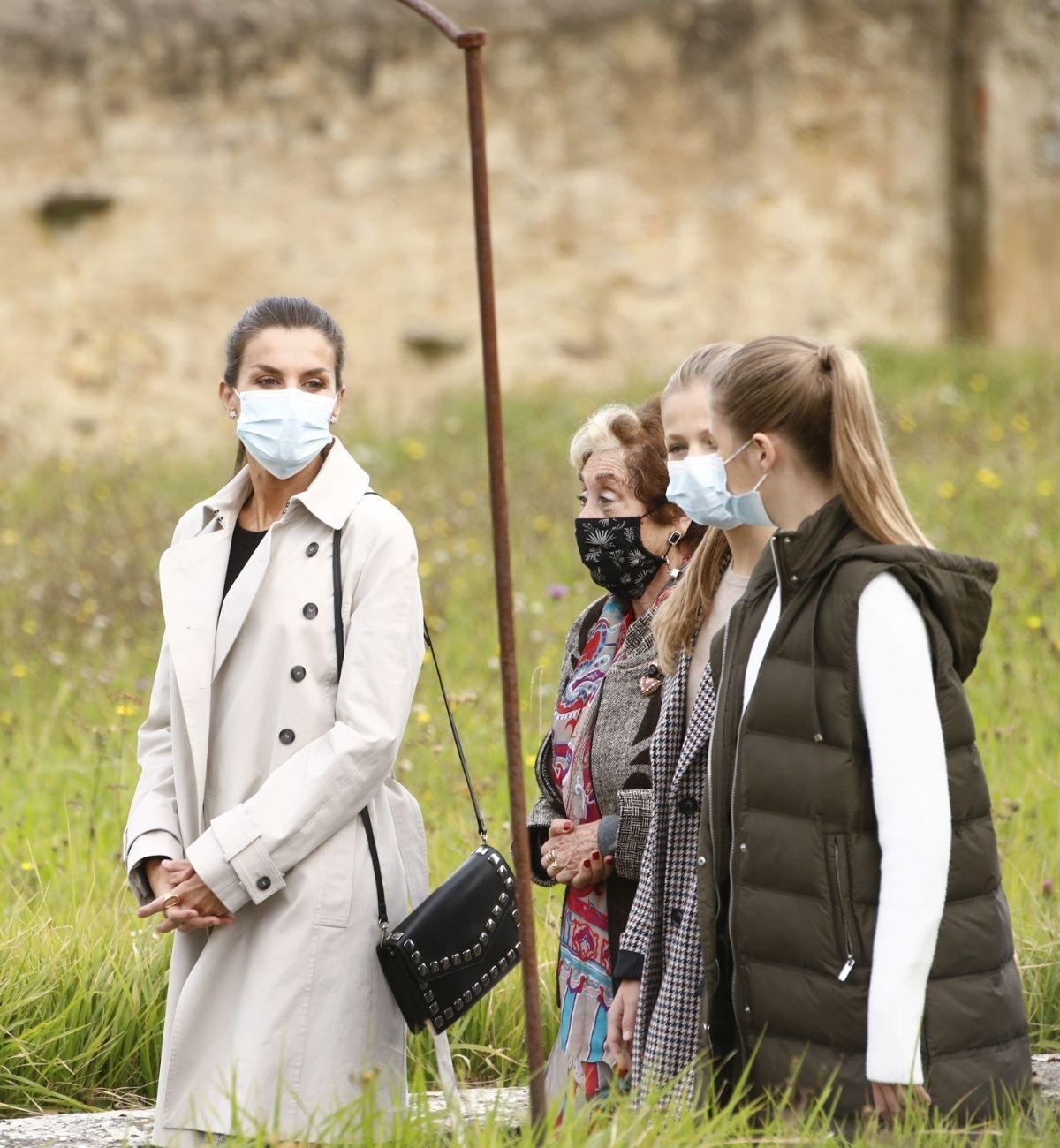 El rey Felipe VI, en cuarentena tras tener contacto con un positivo por coronavirus 1