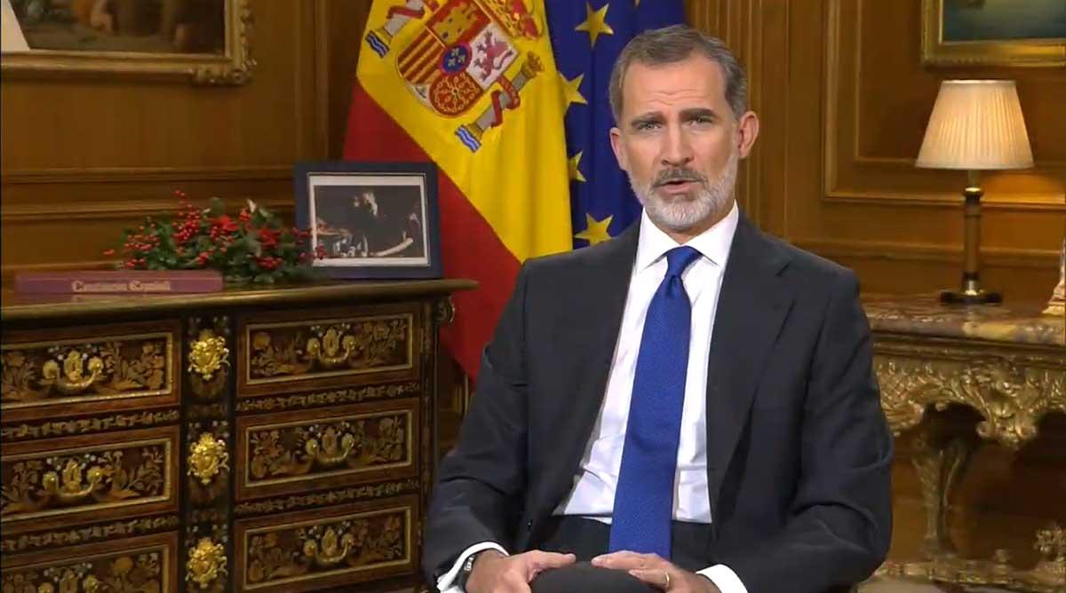 El rey Felipe VI rompe el silencio sobre la situación de su padre, don Juan Carlos 1
