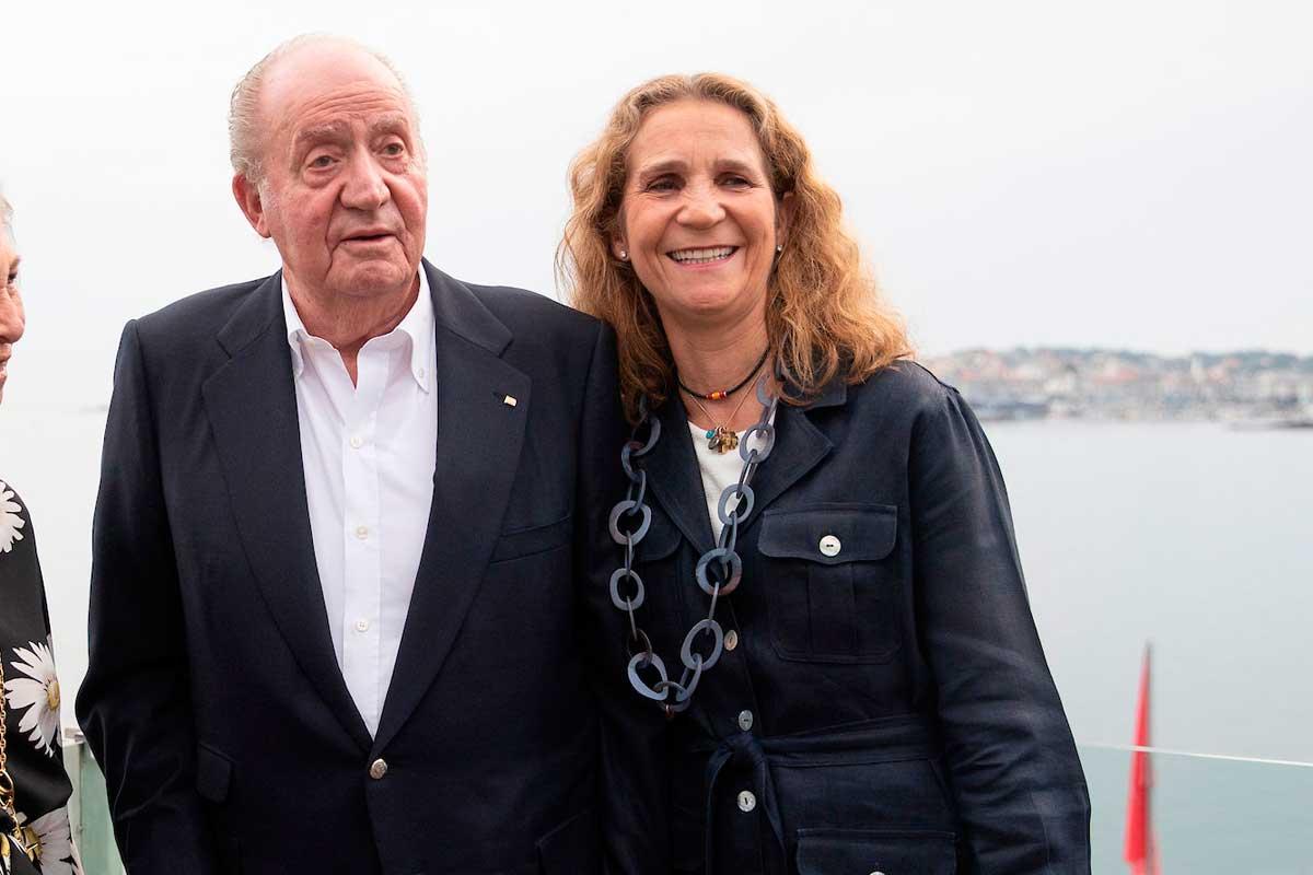 El rey Juan Carlos desvela el verdadero motivo por el que no regresa a España en Navidad: el coronavirus 1