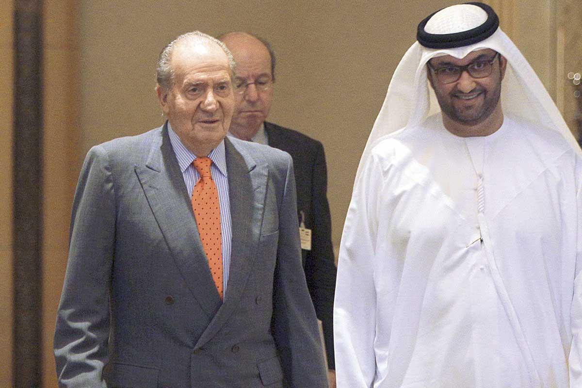 El rey Juan Carlos paga 4 millones de euros a Hacienda en multas y recargos 1