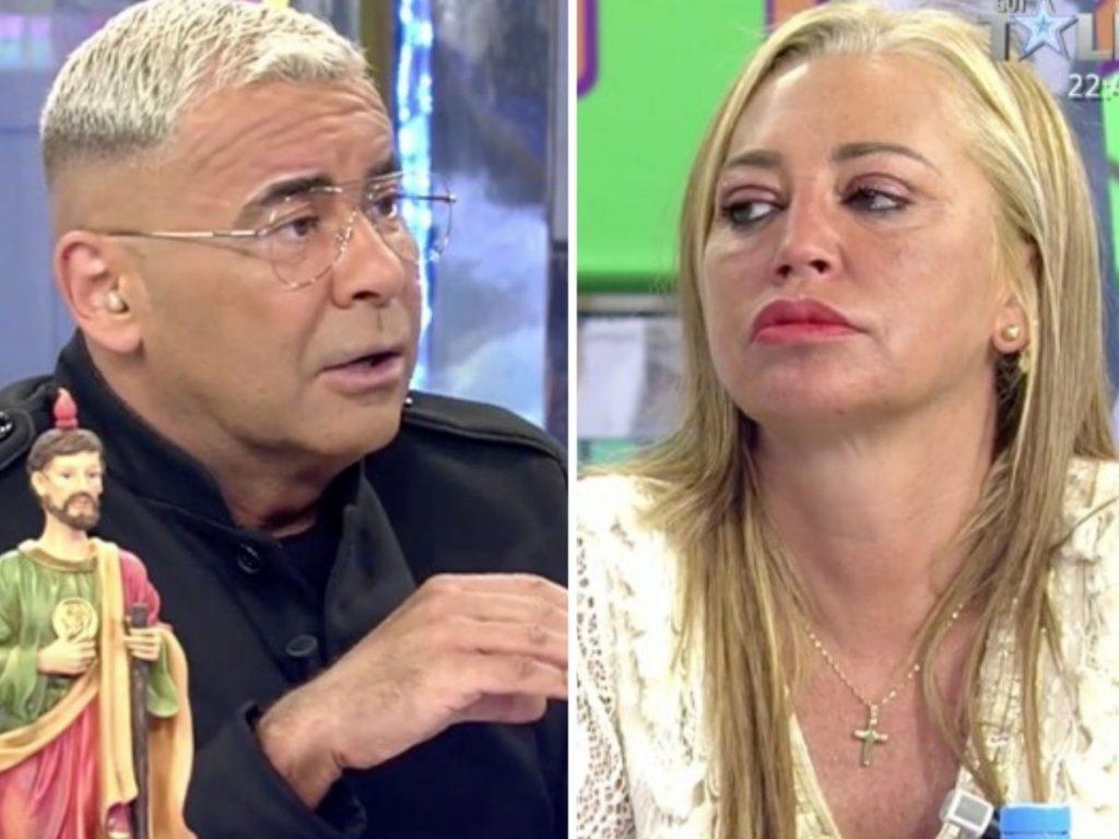 El suculento beneficio de los cara a cara más tensa de Belén Esteban y Jorge Javier Vázquez 1