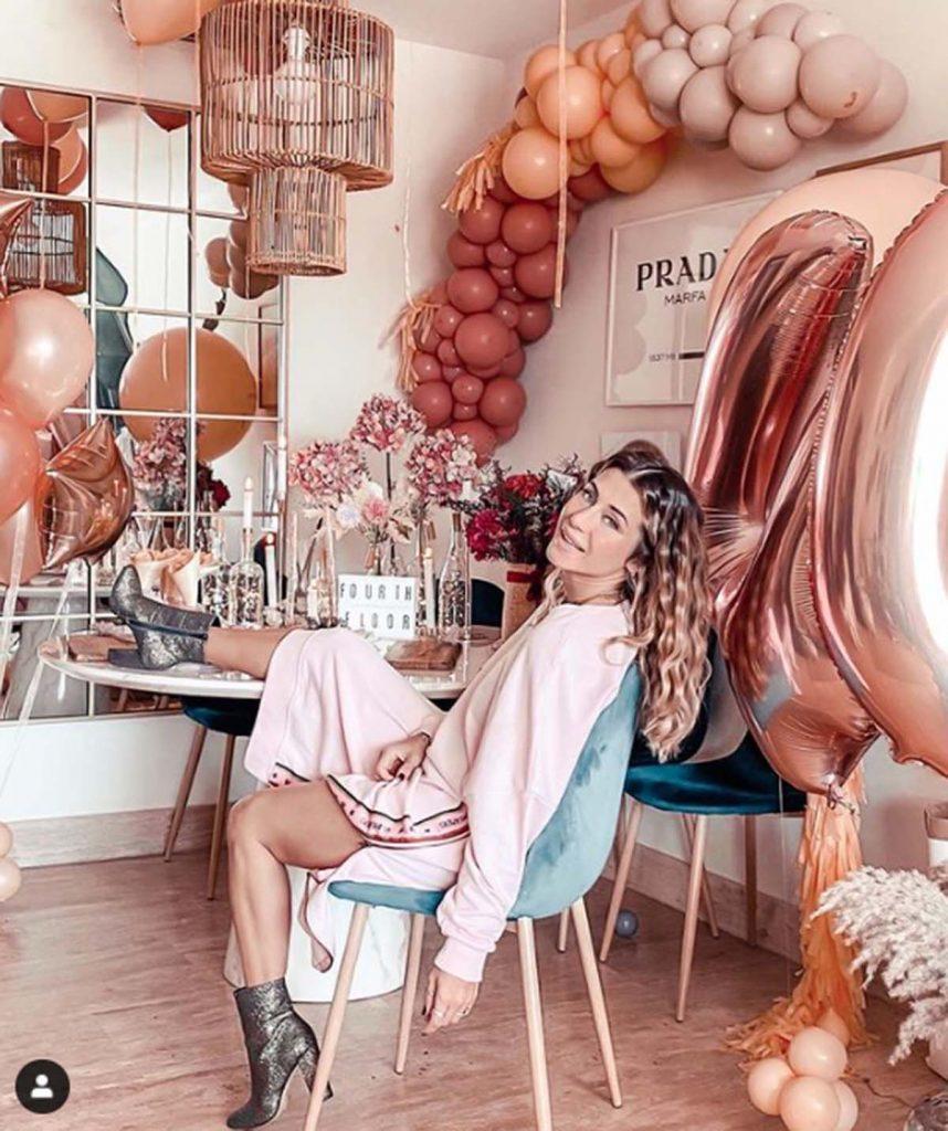 Elena Tablada apaga 40 velas revelando su mayor deseo 1
