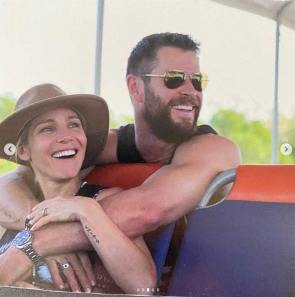 Elsa Pataky y Chris Hemsworth: rumores de crisis tras diez años de matrimonio 1