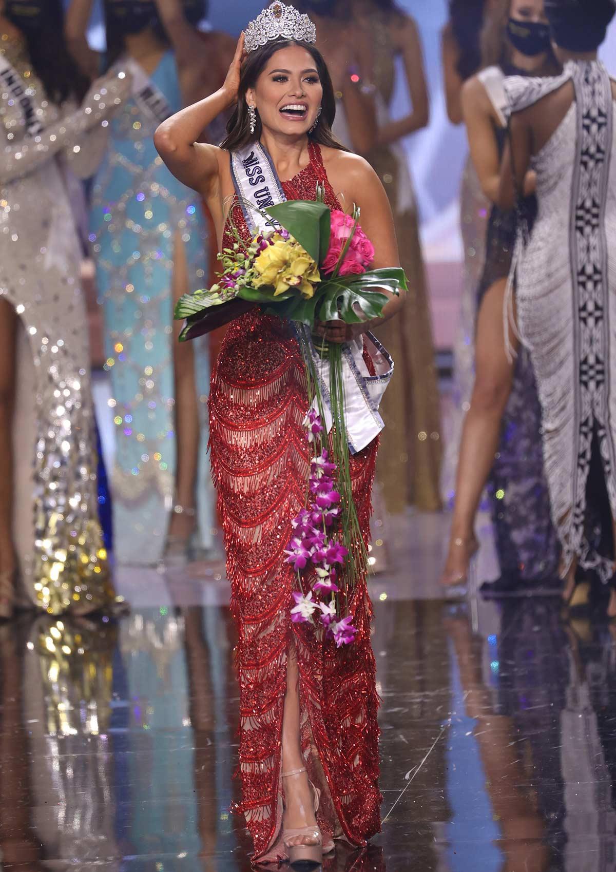 """""""En Miss Universo no hay patriarcado, al contrario"""", dice Andrea Meza - Revista Cosmopolitan 1"""