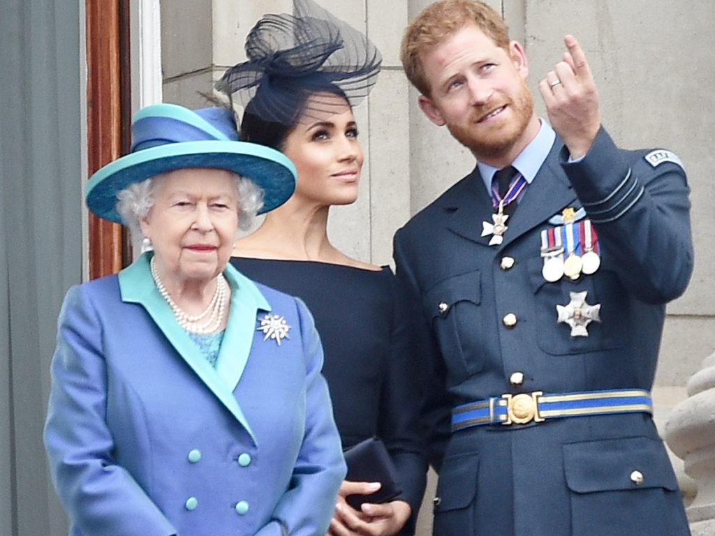 Es definitivo: Harry y Meghan informan que NO regresan a la Familia Real y esta es la represalia de la Reina Isabel 2