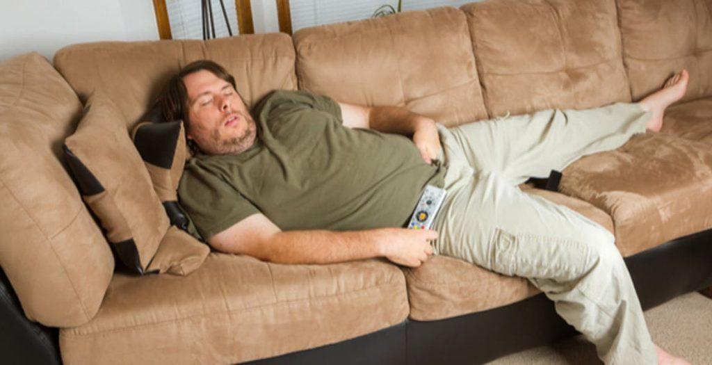 ¿Qué es el estilo de vida sedentario?