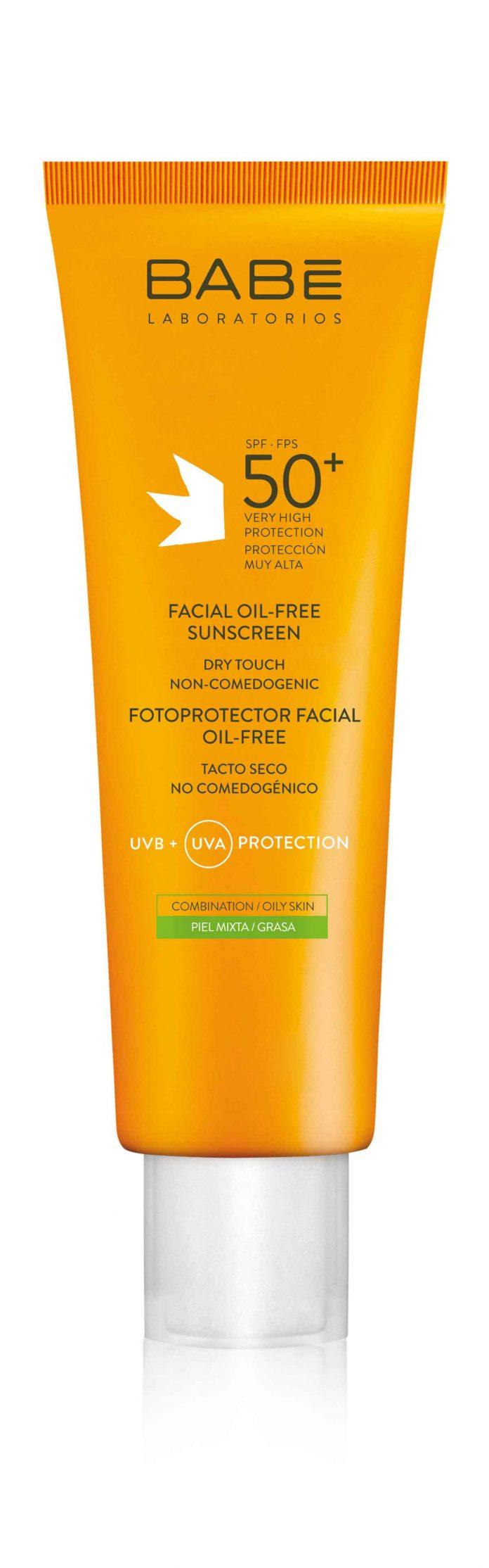 Estas son las 10 mejores cremas solares para proteger tu rostro 1
