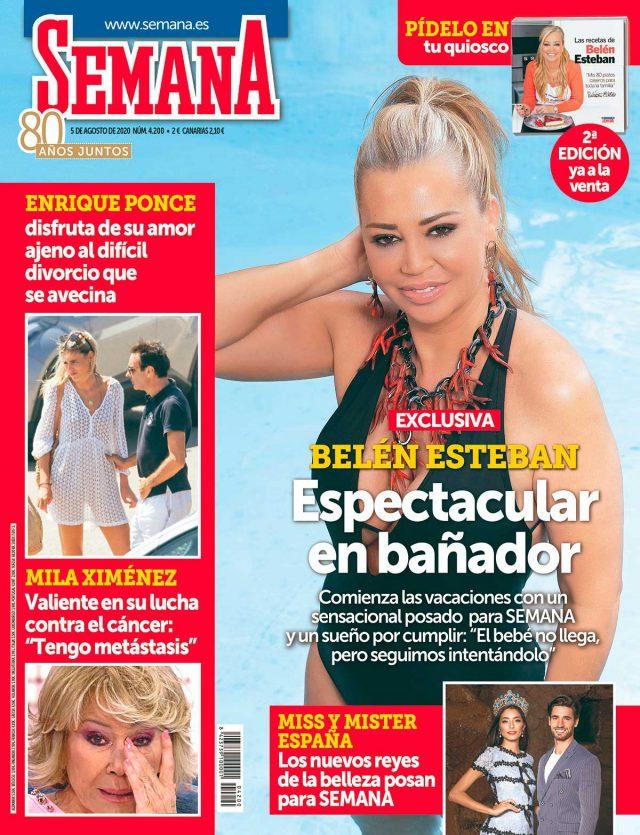 Estas son las portadas de las principales revistas del corazón - ¡Qué! 1
