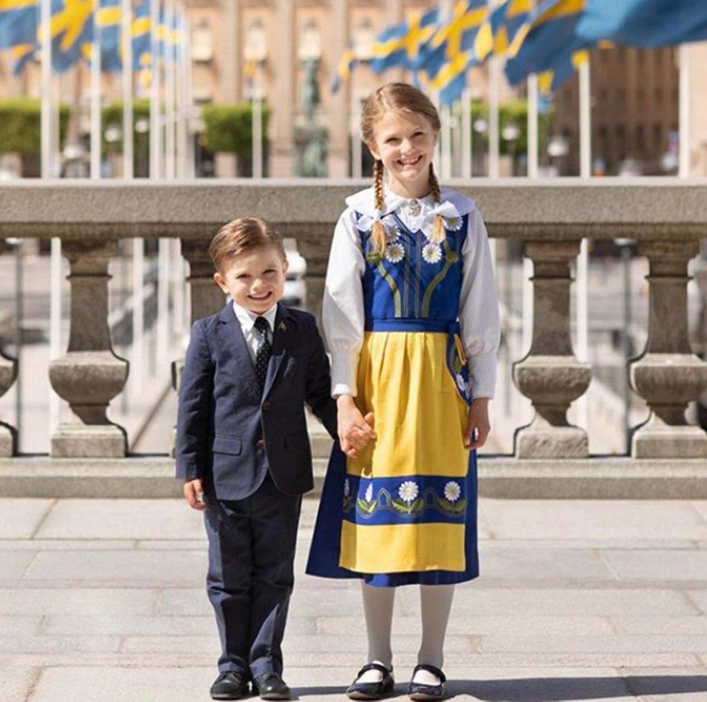 Este ha sido el día nacional sueco atípico 1