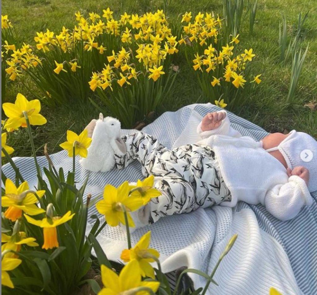 Eugenia de York comparte hermosa imagen de su bebé en un día importante 1