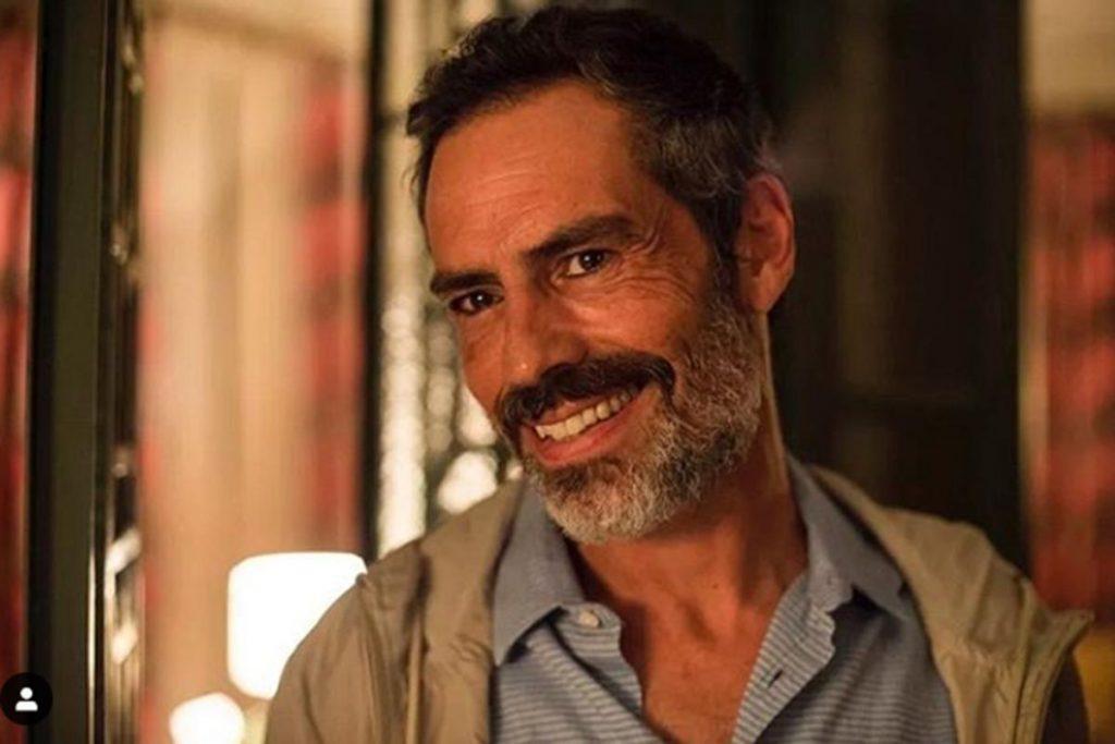 Filipe Duarte, actor en 'El tiempo entre costuras', muere a los 46 años 1