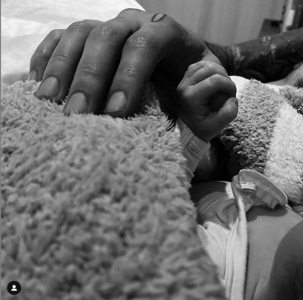 Gigi Hadid y Zayn Malik se han convertido en padres y muestran fotos de su princesa 1