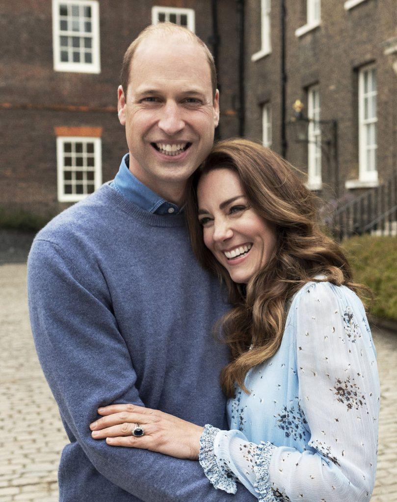 Guillermo y Kate se enamoran del video familiar que copiarán el resto de 'royals' 1