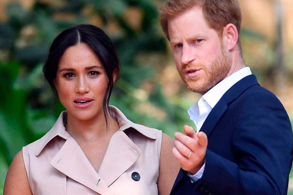 Harry y Meghan Markle dejan de lado a Isabel II en sus planes navideños 4