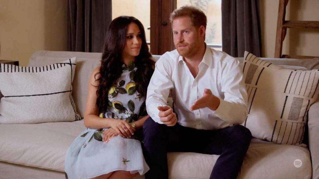 Harry y Meghan reaparecen tras ser despedidos de la realeza para promocionar su último negocio 1