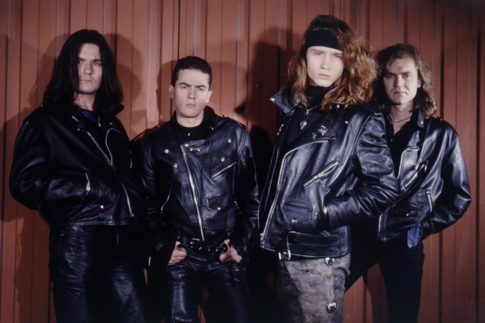 Heroes of Silence Silence y rock roll